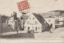 Coupe Gordon Bennett (1905) Coupe Michelin- Virage Dans La Traversée De Rochefort - Non Classificati