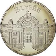 France, Medal, Les Plus Beaux Trésors Du Patrimoine De France, Elysée - France