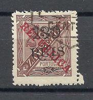 ZAMBEZIA , ZAMBEZIE , ZAMBEZE , 130 R / 2 1/2 R , 1902 , N° YT: 36 - Zambèze