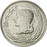 France, Medal, Ecu Europa, 1991, SPL+, Copper-nickel - France