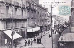 44 - Loire Atlantique -  SAINT NAZAIRE-  La Rue De Nantes - Saint Nazaire