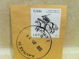 Lithuania Used Stamp 2017 - Lituania