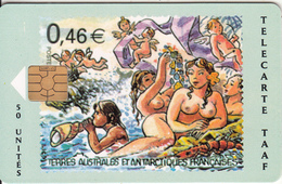 TAAF - Le Triomphe De Venus, Tirage 1500, 09/03, Used - TAAF - French Southern And Antarctic Lands