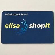 Elisa Shopit - Finland