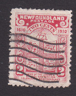 Newfoundland, Scott #88, Used, Arms Of London And Bristol Co, Issued 1910 - Terre-Neuve