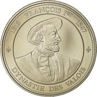 France, Medal, Royal, François Ier, History, Dynastie Des Valois, SPL+, Nickel - France