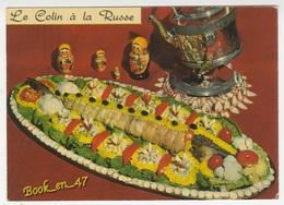 {71180} Le Colin à La Russe - Recettes (cuisine)