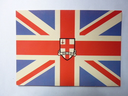 UNION JACK - The British Flag - Londres