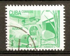 1982 - Les Exportations Cubaines ''Sucre'' - N°2336 - Cuba