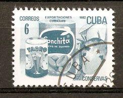 1982 - Les Exportations Cubaines ''Conserves'' - N°2338 - Cuba