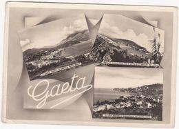 M241 GAETA LATINA 3 VEDUTE 1953 - Latina