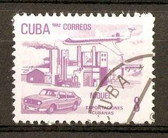 1982 - Les Exportations Cubaines ''Nickel'' - N°2340 - Cuba
