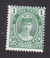 Newfoundland, Scott #104, Mint Hinged, Queen Mary, Issued 1911 - Terre-Neuve