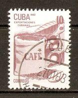 1982 - Les Exportations Cubaines ''Café'' - N°2342 - Cuba