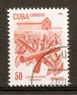 1982 - Les Exportations Cubaines ''Tabac'' - N°2344 - Cuba