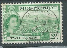 Montserrat   - Yvert N° 131 Oblitéré  - Abc 25542 - Montserrat