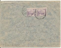 Italy Cover Sent To USA 1923 - Storia Postale