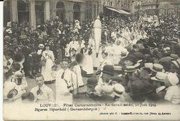 Louvain Fetes Carnavalesques 20 Juin 1909 Sigaren Nijverheid (7023) - Leuven