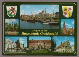 (DH8) BRD - AK : Greifswald - Greifswald