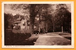 Bussum - S' Gravelandscheweg - ROUKES & ERHART - 1928 - Bussum