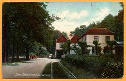 Bussum -  Jan Tabak Met Laarderweg - TRENKLER Co - 1907 - Bussum