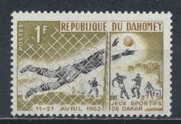 °°° DAHOMEY - Y&T N°193 MNH - 1963 °°° - Benin – Dahomey (1960-...)