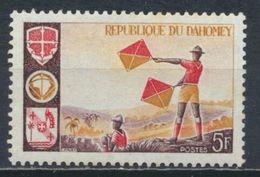 °°° DAHOMEY - Y&T N°242  MNH - 1966 °°° - Benin – Dahomey (1960-...)