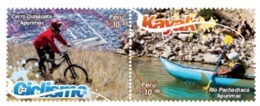 Peru 2018 Adventure Sports Cycling And Kayaking - Canoe