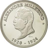 France, Medal, Les Présidents De La République, Alexandre Millerand, French - France