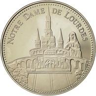 France, Medal, Les Plus Beaux Trésors Du Patrimoine De France, Notre Dame De - France