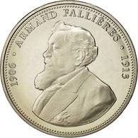 France, Medal, Les Présidents De La République, Armand Fallières, French - France