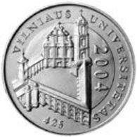 Lithuania 1 Litas  2004 UNC - University - Lithuania