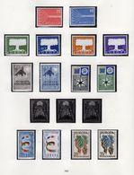 CEPT 1957+Bosnien-Mostar Perforiert 339/2 VB+Block 13A ** 279€ Ss Blocs Ähre Baum Seile Sets 50 Year Of EUROPA 2006 - Europa-CEPT