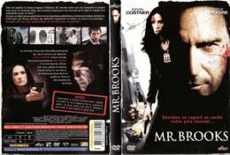 DVD MR BROOKS Kevin Costner Demi Moore Etat: TTB Port 110 Gr Ou 30gr - Crime