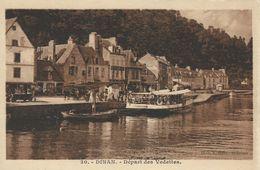 Old Boats In Dinan.  Depart Des Vedettes. France.  S-4149 - Ships