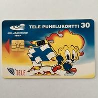 Jaakiekko 97 - Finland