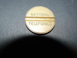 RARO GETTONE TELEFONICO S.I.P SENZA DATA - Professionals/Firms
