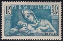 France    ,     Yvert    .      419          .    *        .         Neuf *    .   /  .     Mint-hinged - Francia