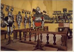 SLUDERNO VAL VENOSTA CASTEL COIRA  ARMOR SCHLUDERNS RÜSTUNG SUIT OF ARMOUR - Italia