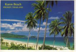 THAILAND PHUKET KARON BEACH - Thailand