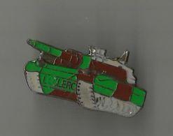 Pin's Char Leclerc° - Army