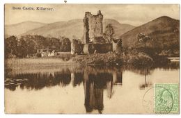 UK 286 - Ross Castle, Killarney - Kerry