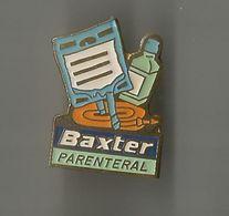 Pin's Baxter Parenteral° - Medical