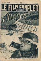 Aviateur Ernst Udet - Le Miracle Des Ailes - 1935 - Publicités