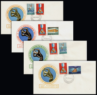 GREECE 1969 - IX European Athletic Championships (16-21/9/1969) - Briefe U. Dokumente