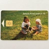 Kids Playing - Finland