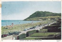 Postcard Seafront At Bray Co Wicklow Ireland By Dollard My Ref B22154 - Wicklow