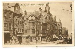 UK 292 -John Knox's House, Edinburgh - Midlothian/ Edinburgh