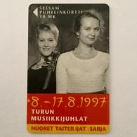 Turku Music Festival 97 - Finland