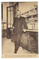 S.A. Le Prince De MONACO Dans Son Laboratoire - Non Classés